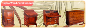 Tropical Wood Furniture